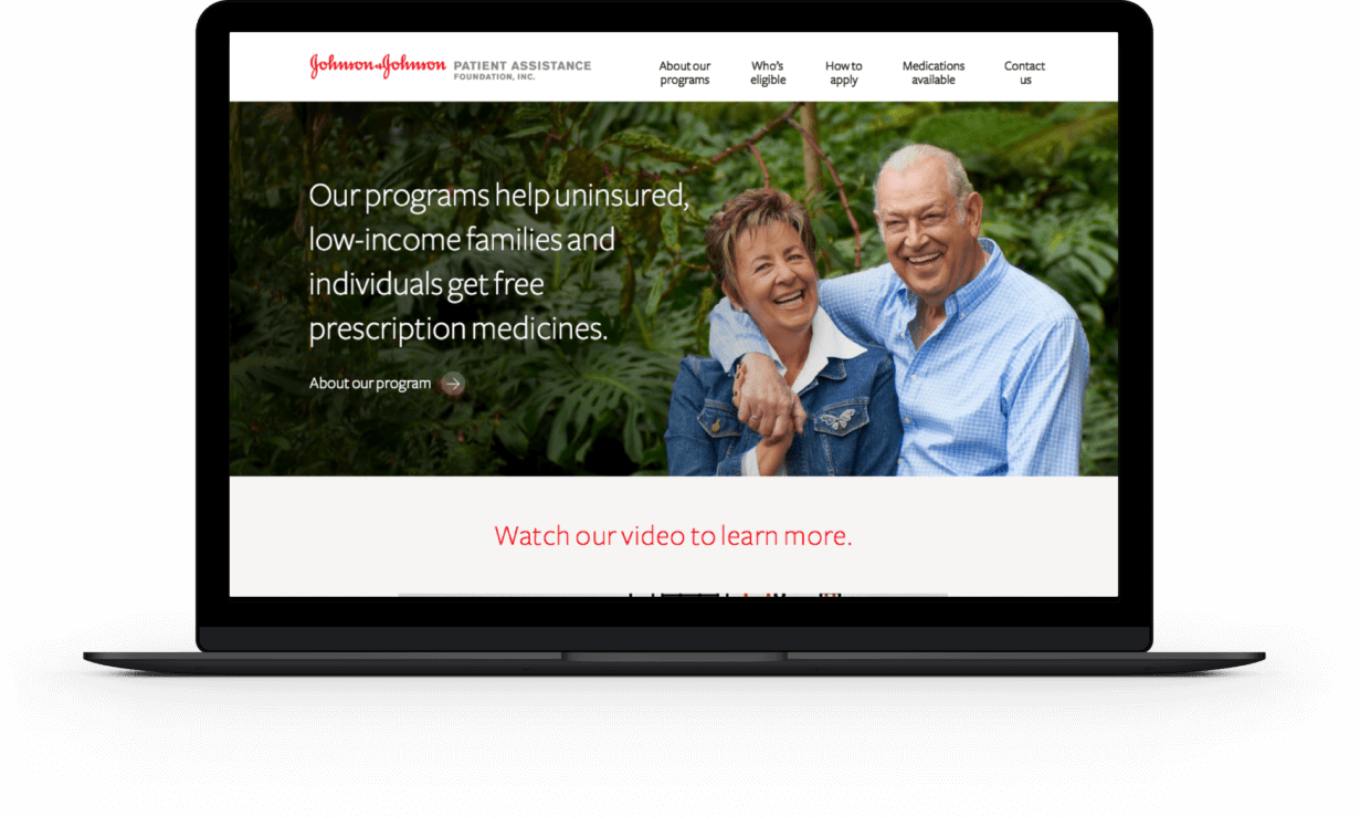 JNJ-uninsured-healthcare-assistance-foundation-laptop